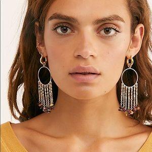 Free people Canyon Dangle Earrings